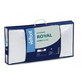 VELFONT '' ALMOHADA DE DOBLE FUNDA MODELO ROYAL ''